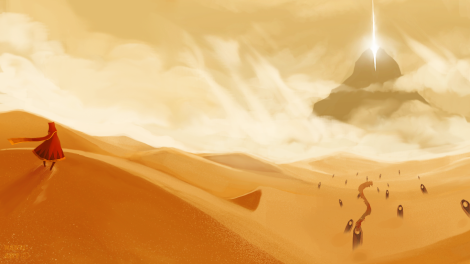 Journey is one of the best games of 2012, and if you haven't played it, you should remedy that now.