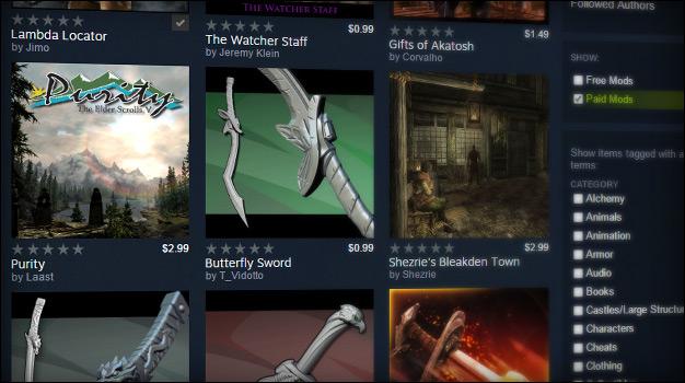 Steam Mods Featured